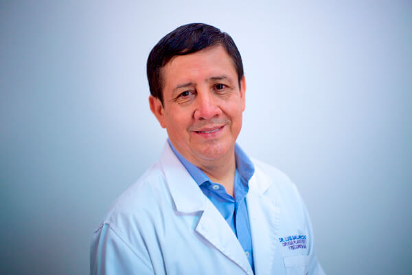 Dr. Fedor Luís Salazar Rosero
